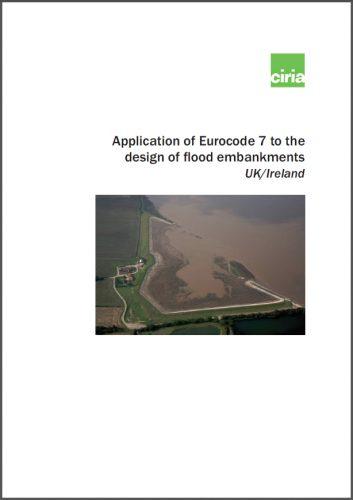 ciria-eurocode-flood-embankments